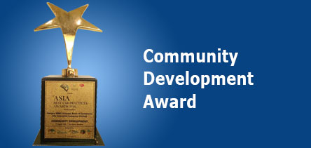 Community Development Award