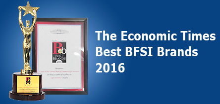 Economic Times Best BFSI Brands 2016