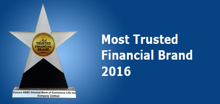 Most Trusted Financial Brand 2016