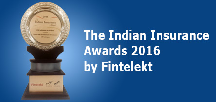 The Indian Insurance Awards 2016 by Fintelekt