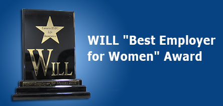 best employer for women