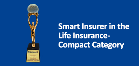 Smart Insurer in the Life Insurance Compact Category