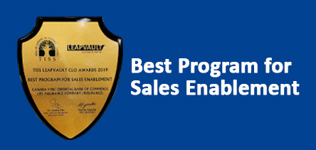 Best Program for Sales Enablement