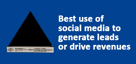 Best Use of Socia Media to Generate Leads