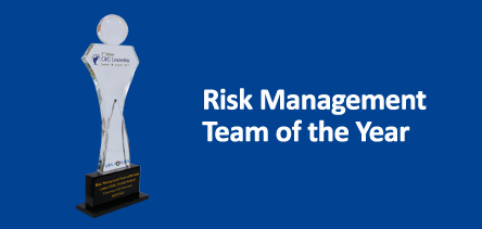 Risk Management Team of the Year