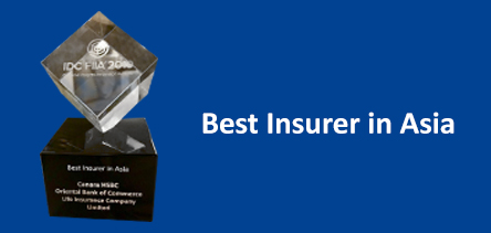 best insurer in asia