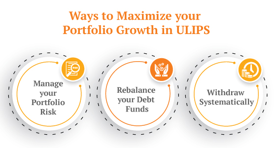 3 Equity Investment Fundas in ULIP for Long-Term Growth