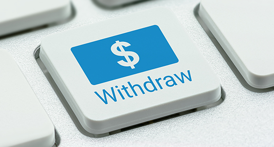How does withdrawals work in ULIP