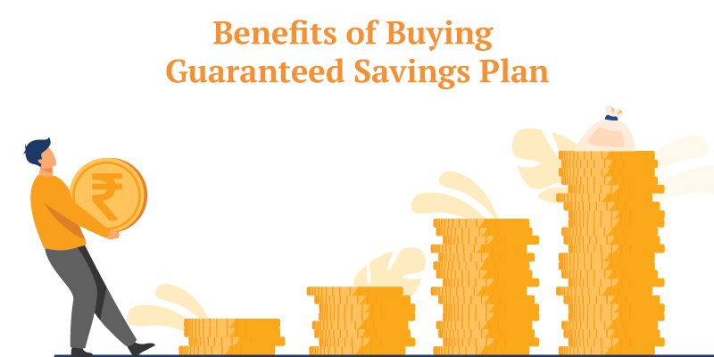 Benefits of Guaranteed Savings Plan by Canara HSBC Oriental Bank of Commerce Life Insurance