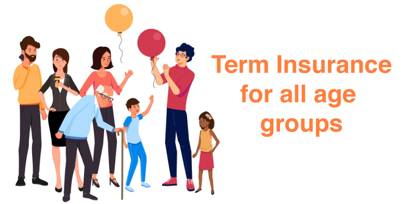 Cheapest Term Insurance Plans for All Age Groups