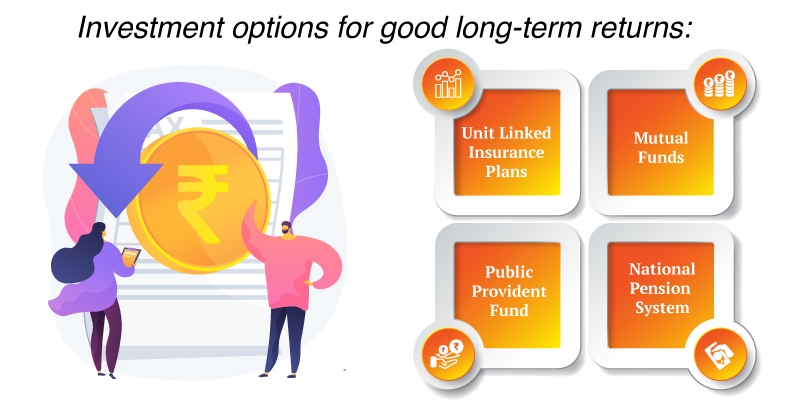 How and where to invest for good long-term returns?