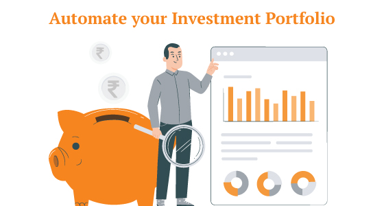 How to build an automated investment plan that manages itself?