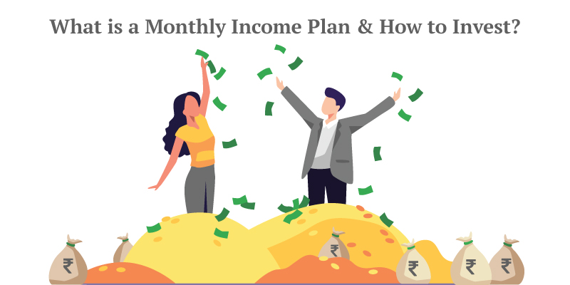 How to invest in a Mutual Funds Monthly Income Plan?
