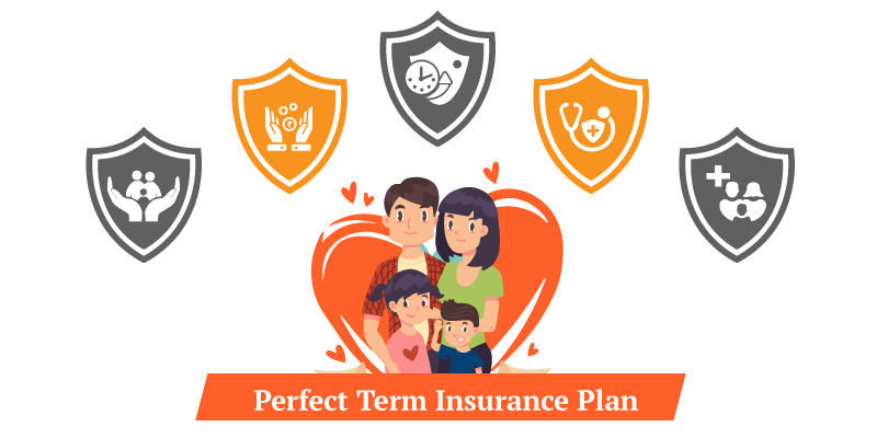 How to Select the Perfect Term Insurance Plan for Your Protection Needs?