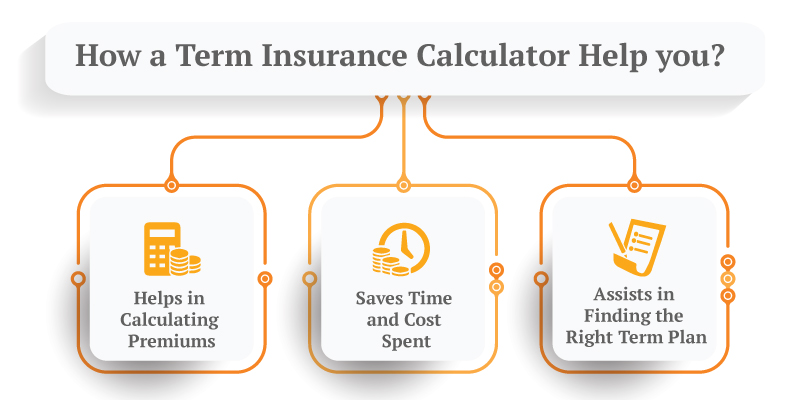 Term insurance plan calculator: Calculate returns online before investing