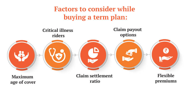 Factors to Consider Before Choosing a Term Plan with Low Premium